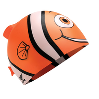 TYR HAPPY FISH SILICONE CAP