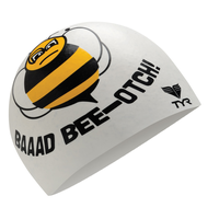 TYR GOOD / BAD BEE-OTCH SILICONE CAP